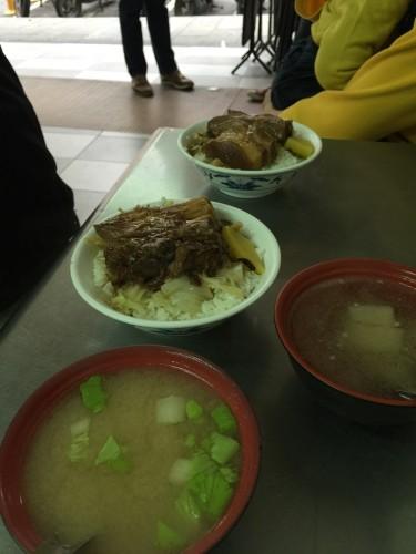 老牌黃記燉肉飯