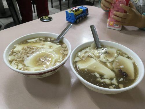 謝氏豆花專賣店